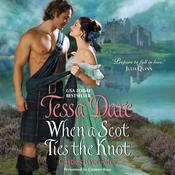 When a Scot Ties the Knot: Castles Ever After, by Tessa Dare