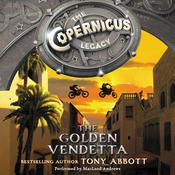 The Golden Vendetta Audiobook, by Tony Abbott