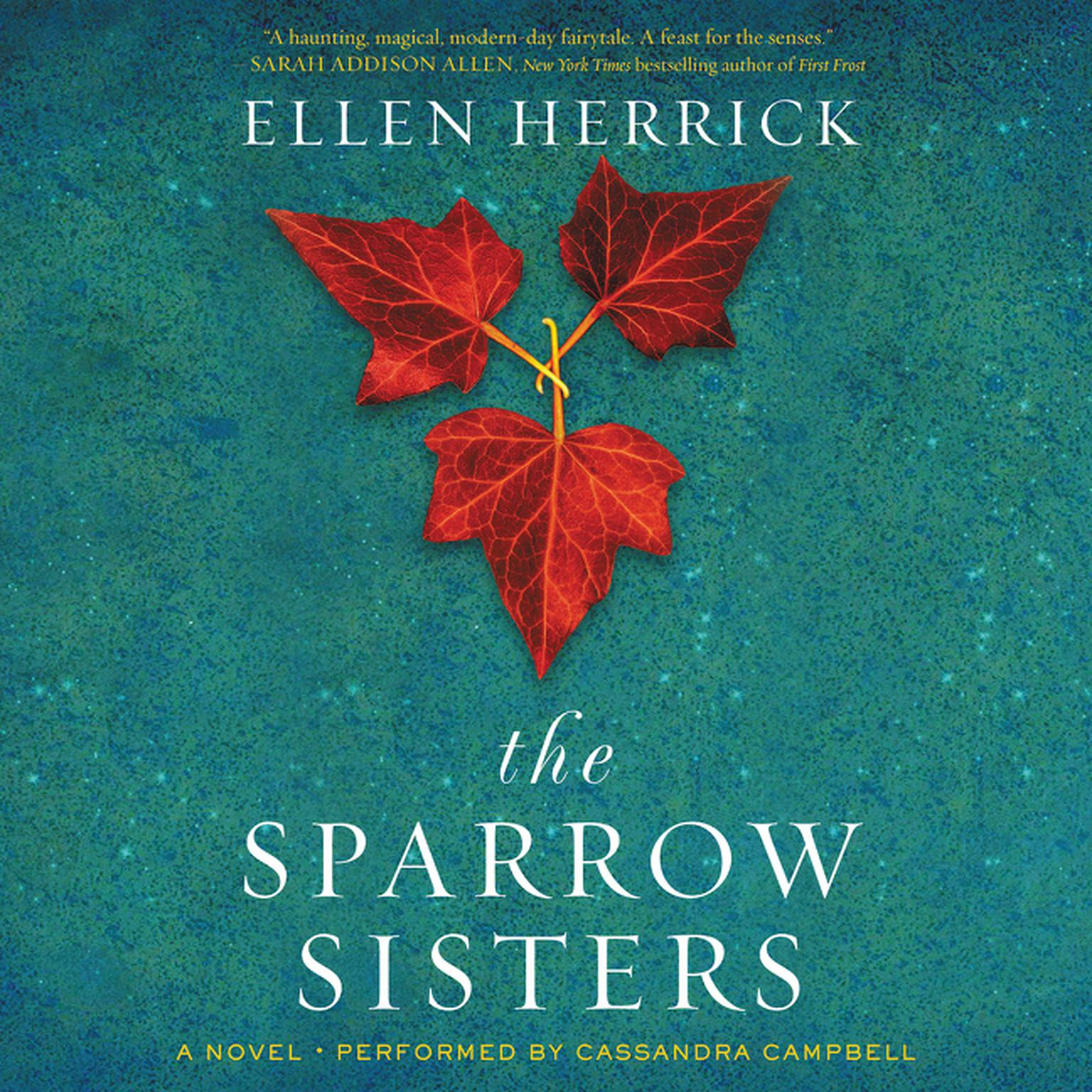 Printable The Sparrow Sisters: A Novel Audiobook Cover Art