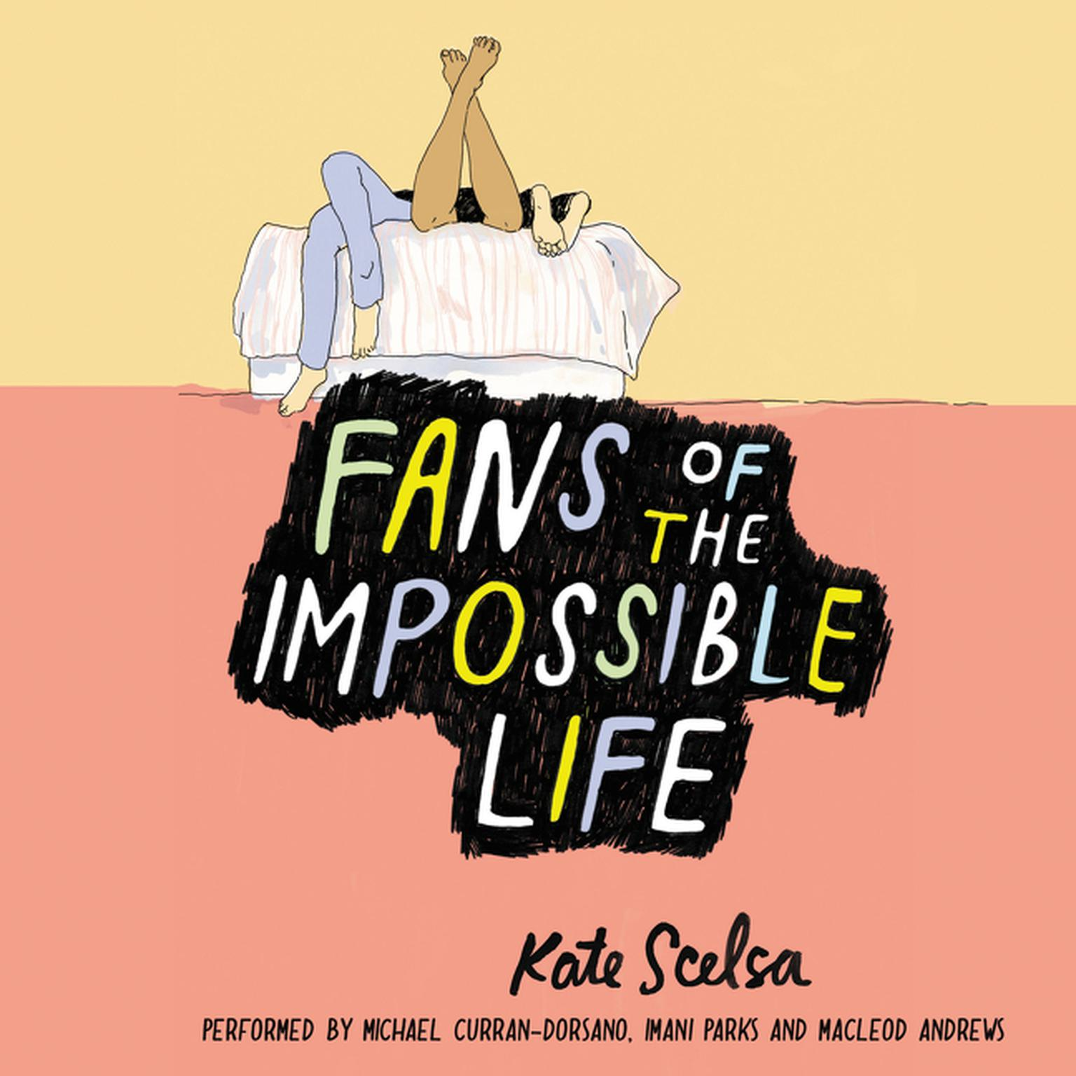 Printable Fans of the Impossible Life Audiobook Cover Art