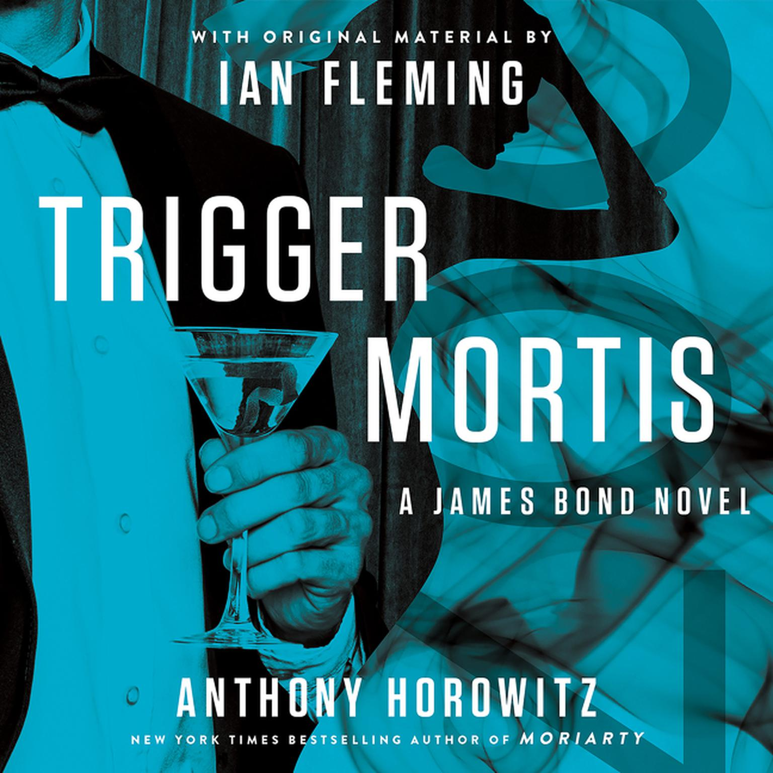 Printable Trigger Mortis: With Original Material by Ian Fleming Audiobook Cover Art