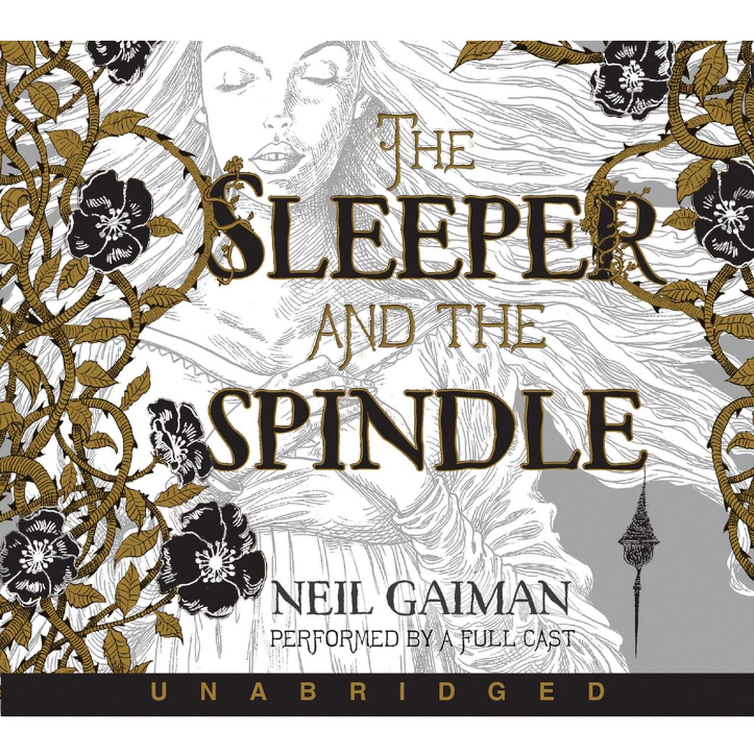 Printable The Sleeper and the Spindle Audiobook Cover Art