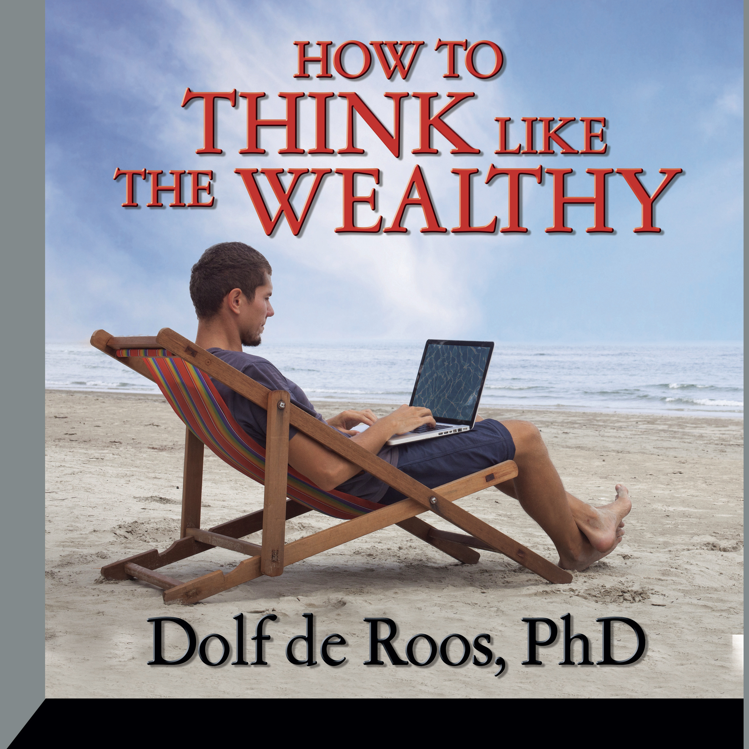 Printable How to Think Like a Wealthy Person Audiobook Cover Art