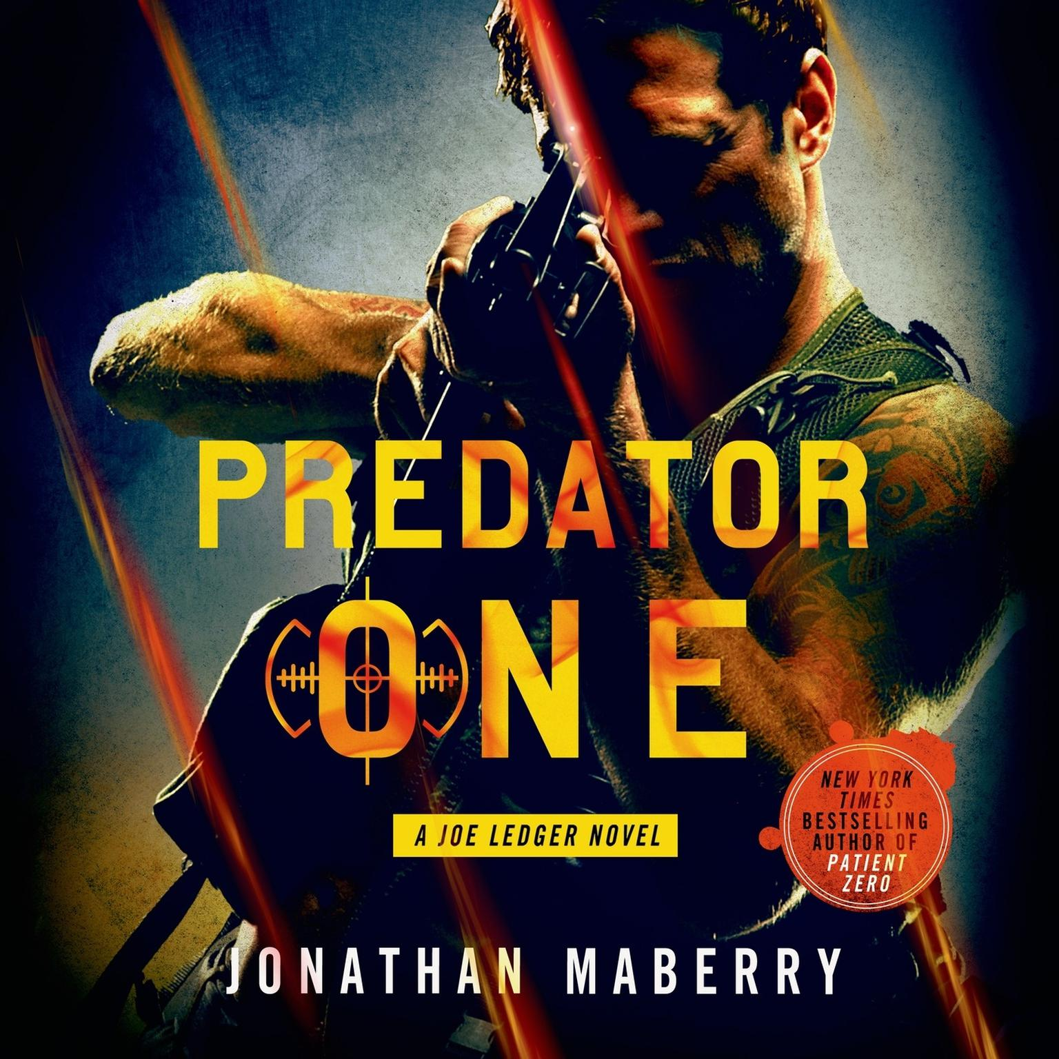Printable Predator One: A Joe Ledger Novel Audiobook Cover Art