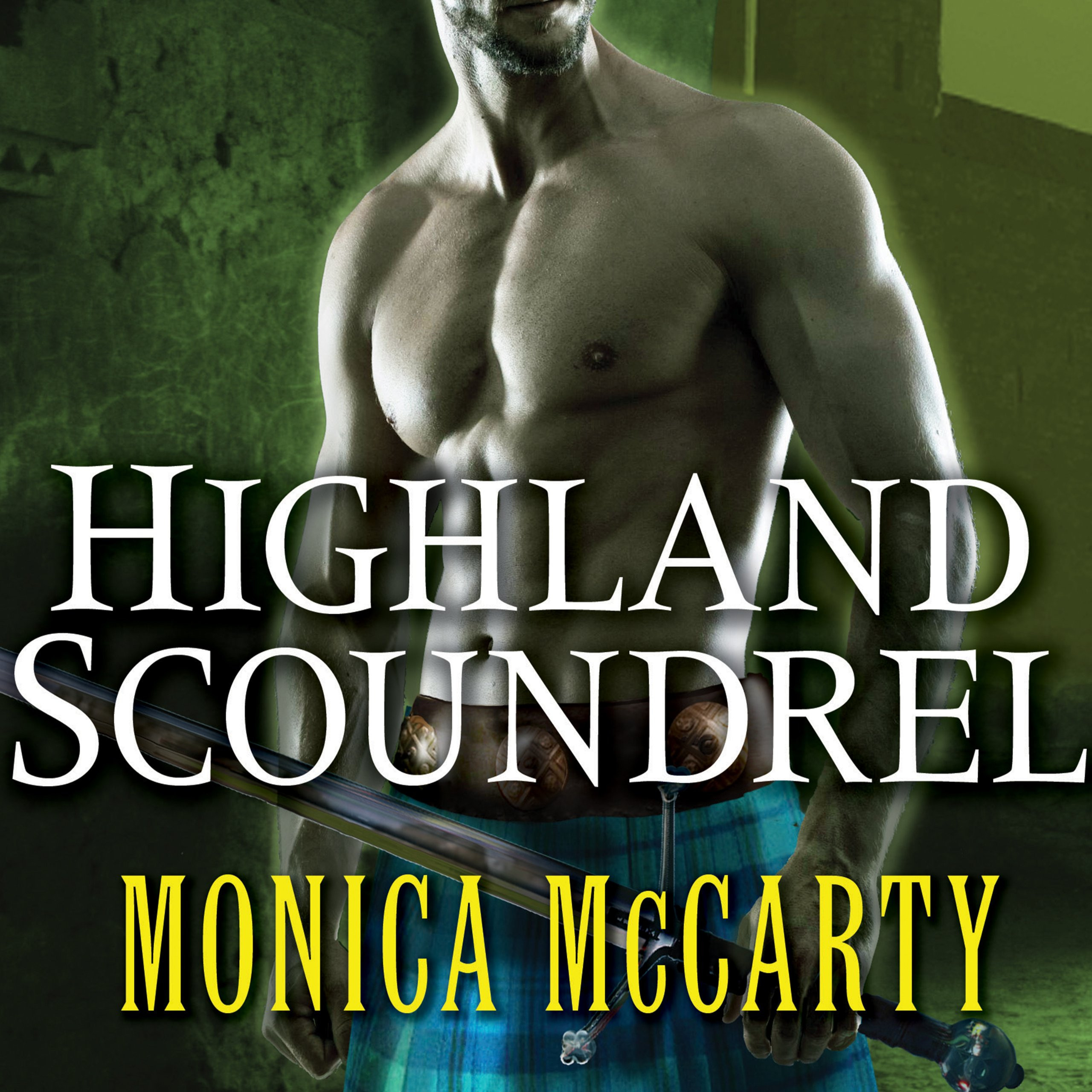 Printable Highland Scoundrel: A Novel Audiobook Cover Art