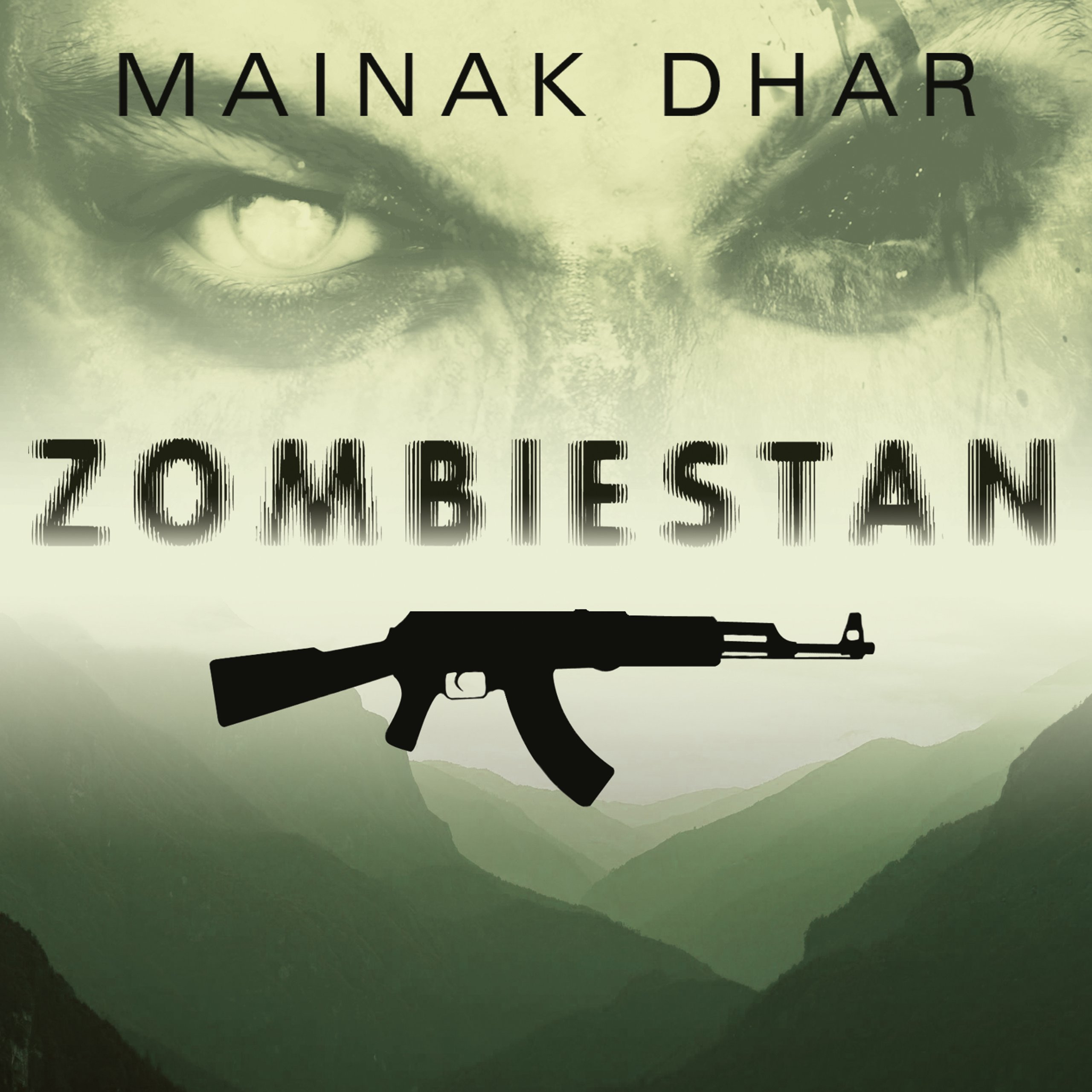 Printable Zombiestan: A Zombie Novel Audiobook Cover Art