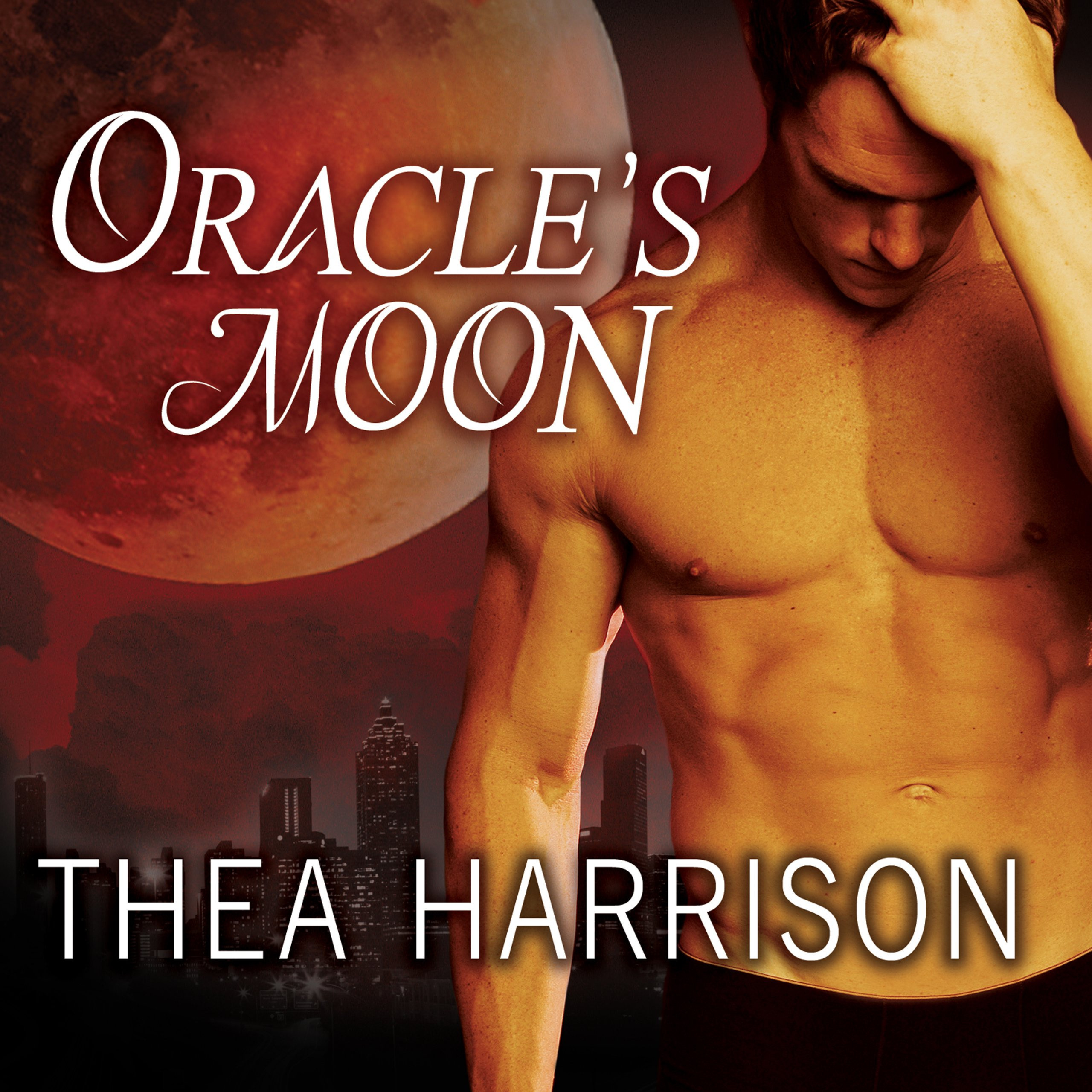 Printable Oracle's Moon Audiobook Cover Art