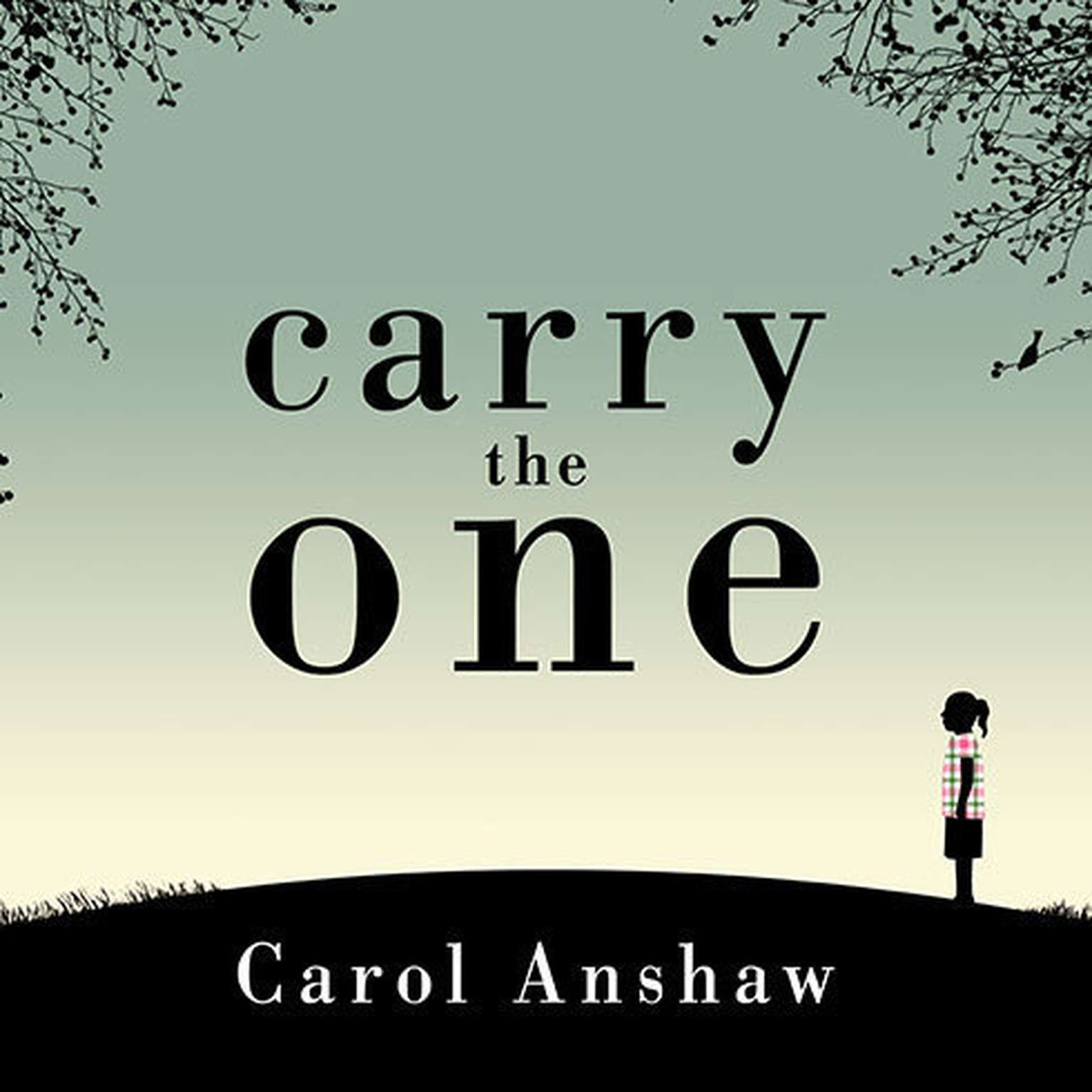 Printable Carry the One: A Novel Audiobook Cover Art