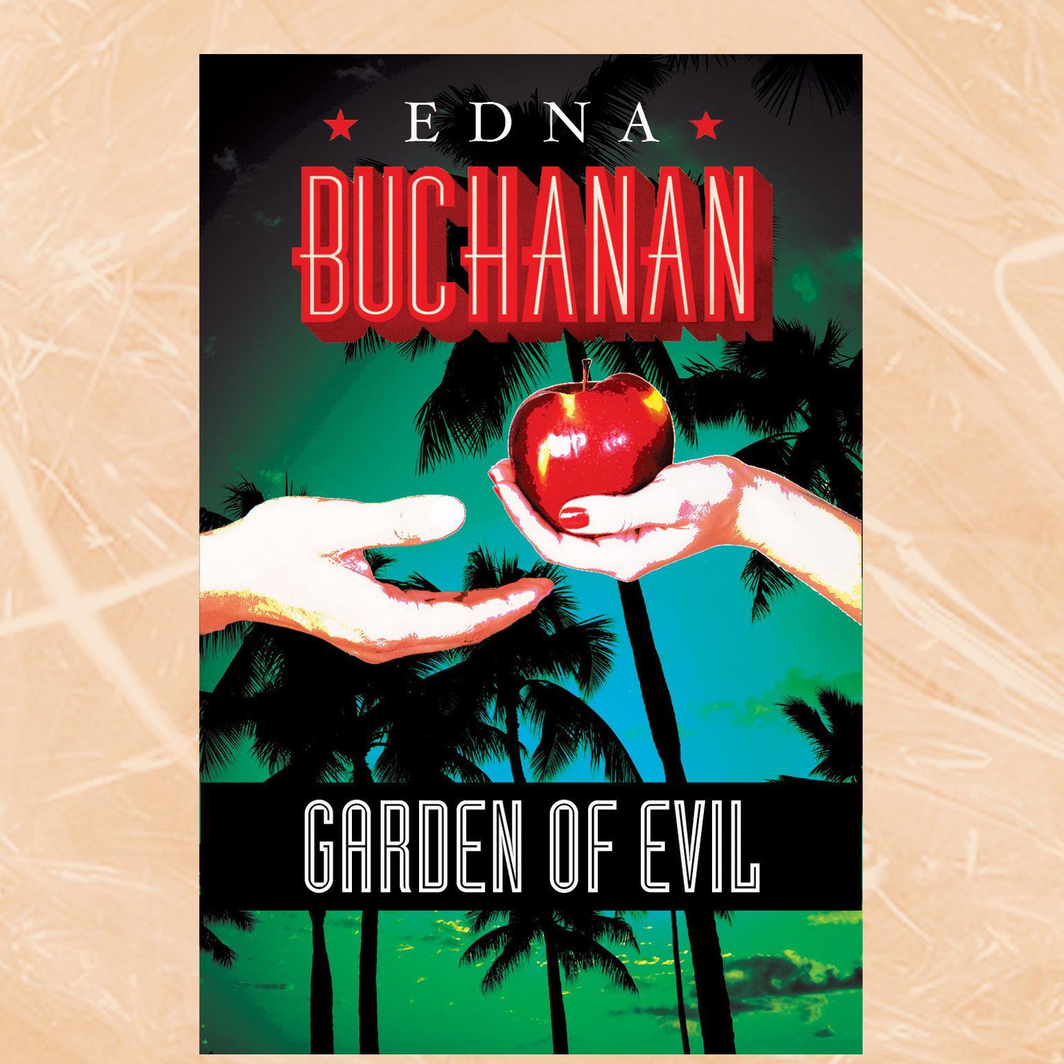 Printable Garden of Evil Audiobook Cover Art