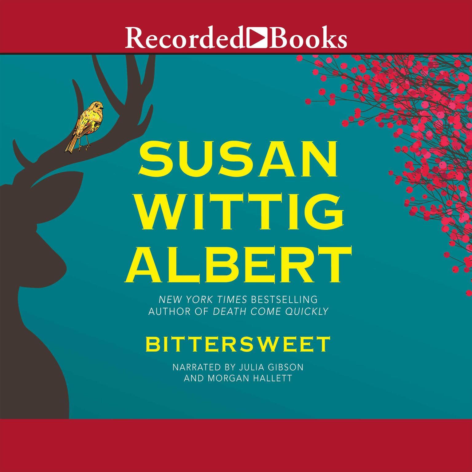 Printable Bittersweet Audiobook Cover Art