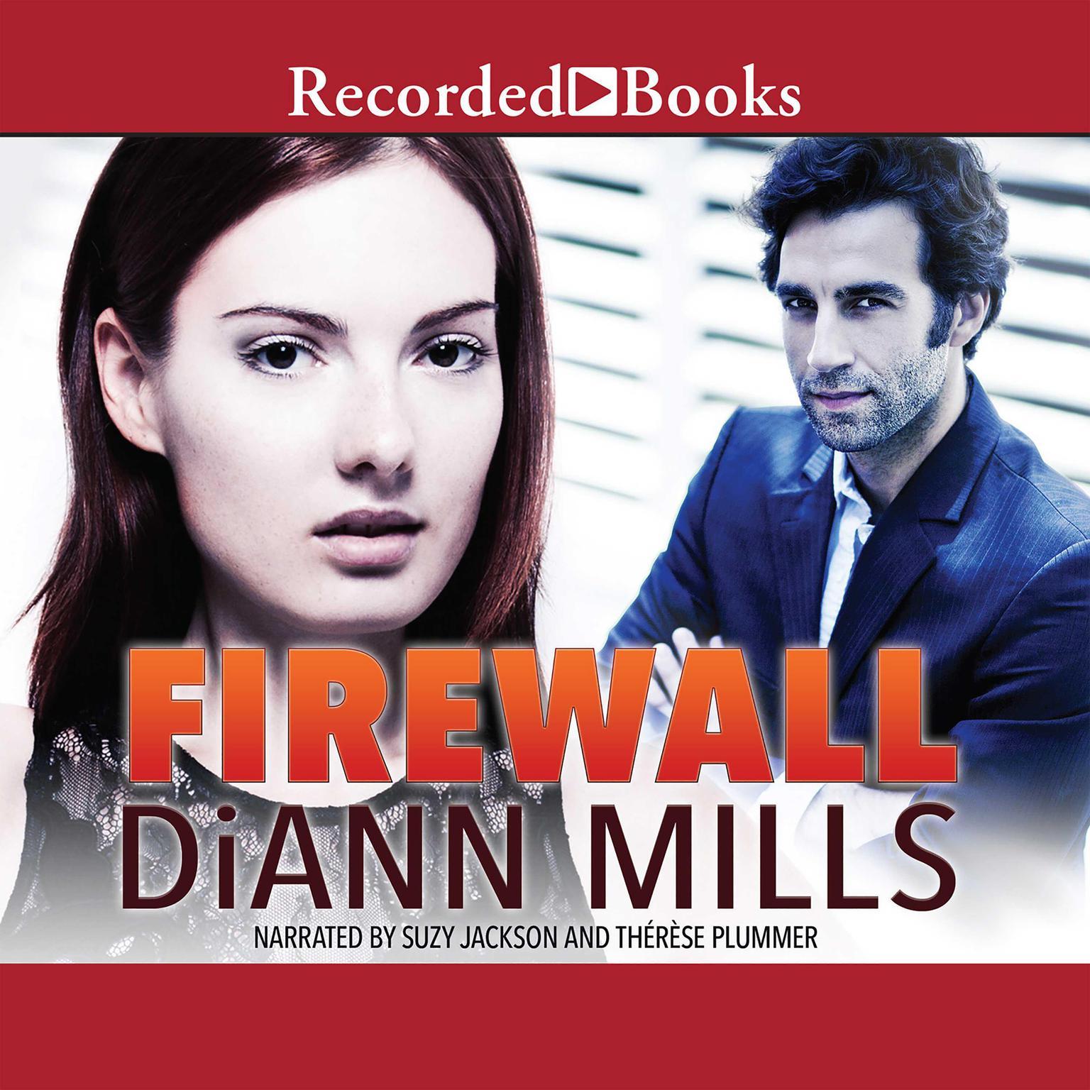 Printable Firewall Audiobook Cover Art