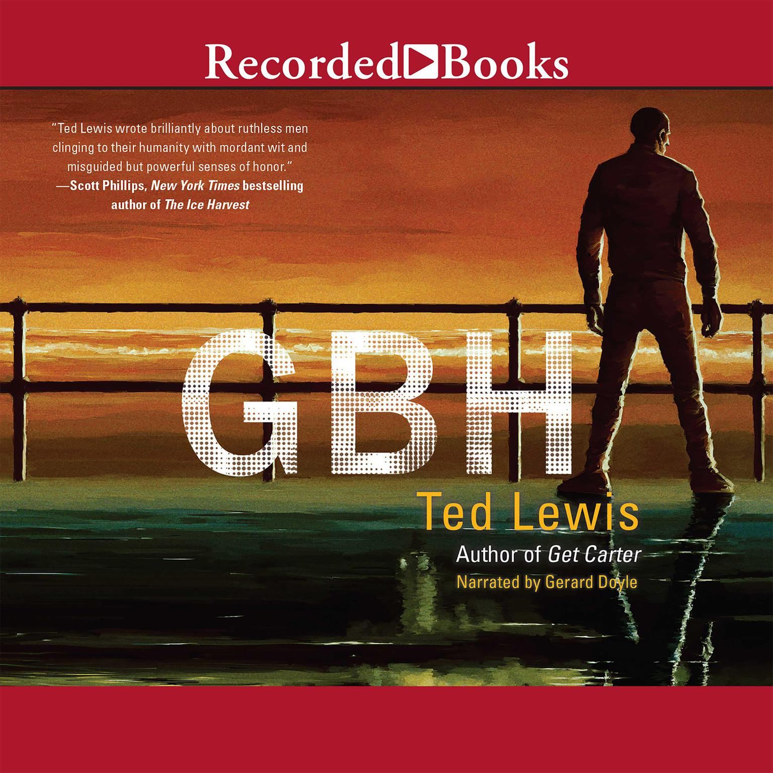 Printable GBH Audiobook Cover Art