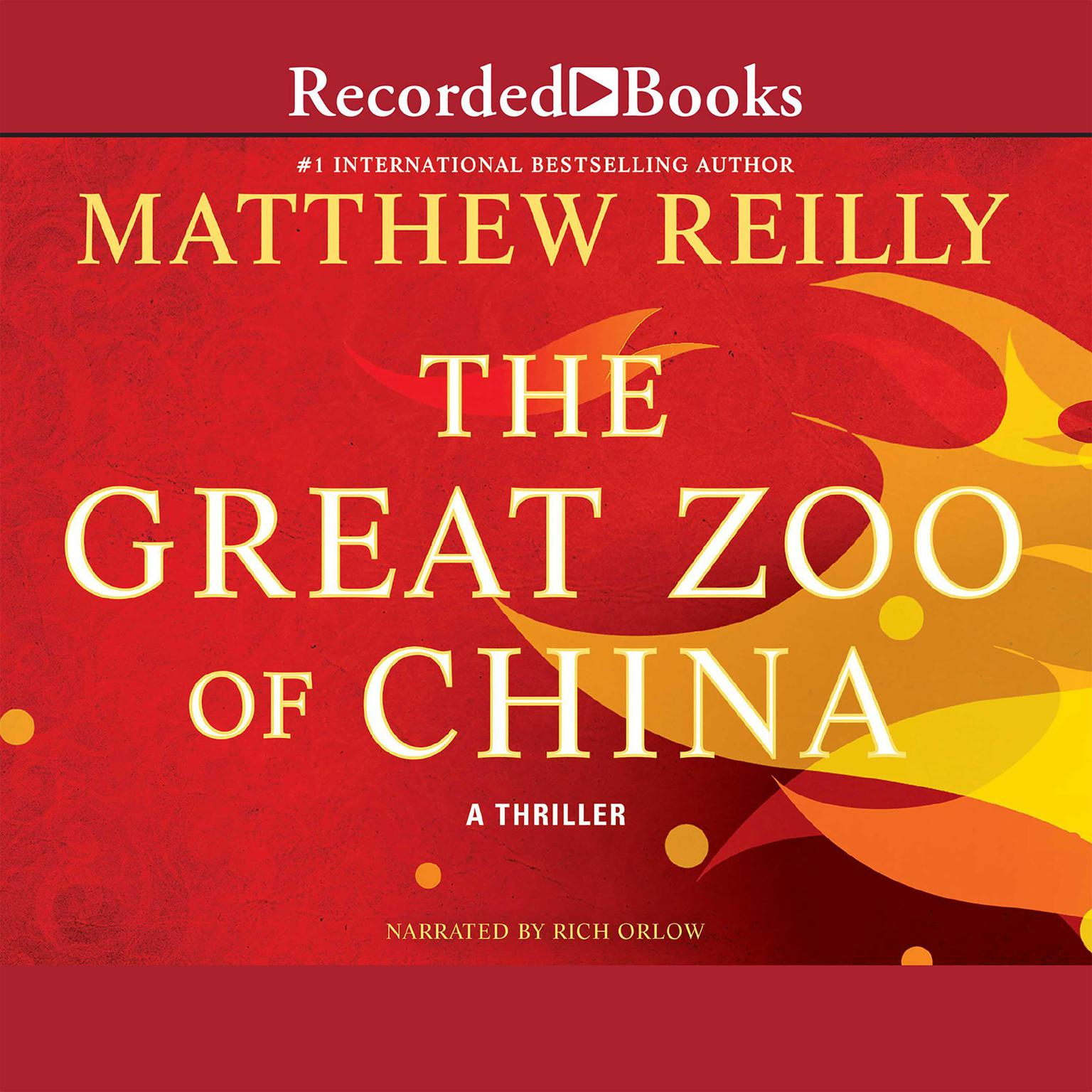 Printable The Great Zoo of China Audiobook Cover Art