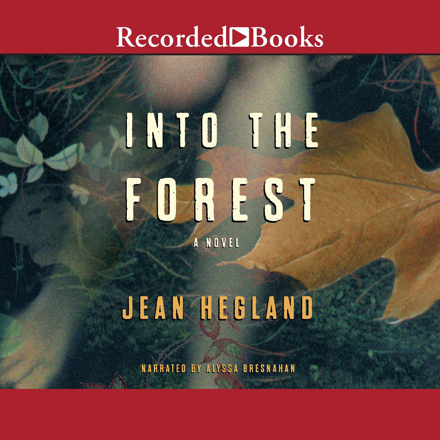 Printable Into the Forest Audiobook Cover Art