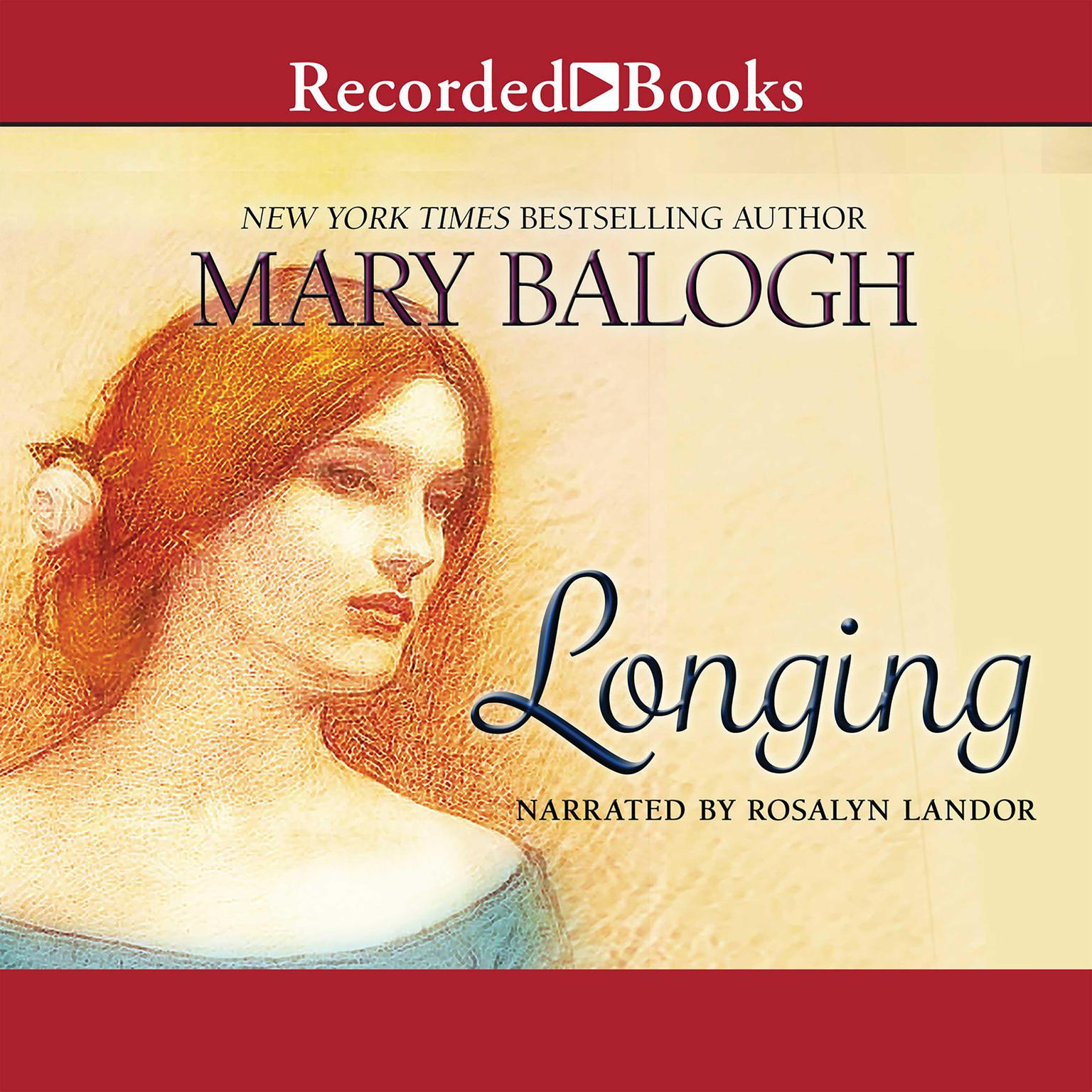 Printable Longing Audiobook Cover Art