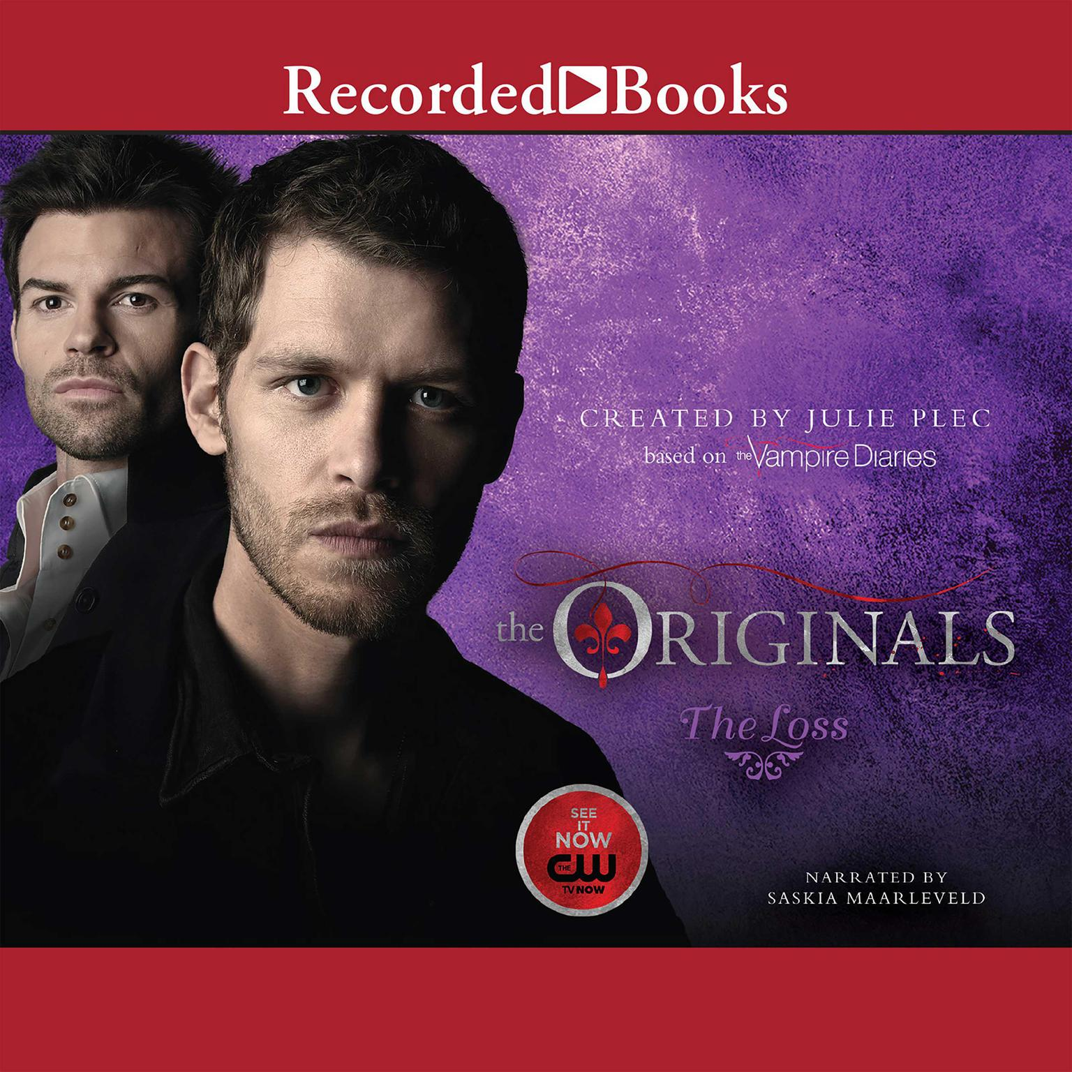 Printable The Originals: The Loss Audiobook Cover Art