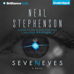 Seveneves: A Novel Audiobook, by Neal Stephenson