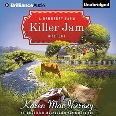 Killer Jam Audiobook, by Karen MacInerney