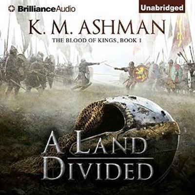 A Land Divided Audiobook, by K. M. Ashman