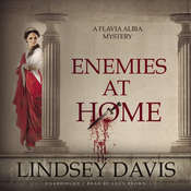 Enemies at Home, by Lindsey Davis