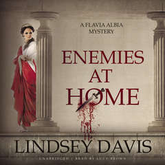 Enemies at Home Audiobook, by Lindsey Davis