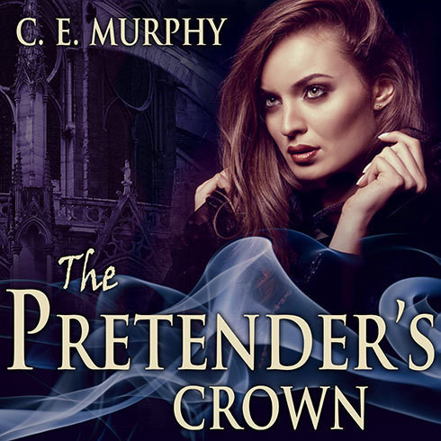 Printable The Pretender's Crown Audiobook Cover Art