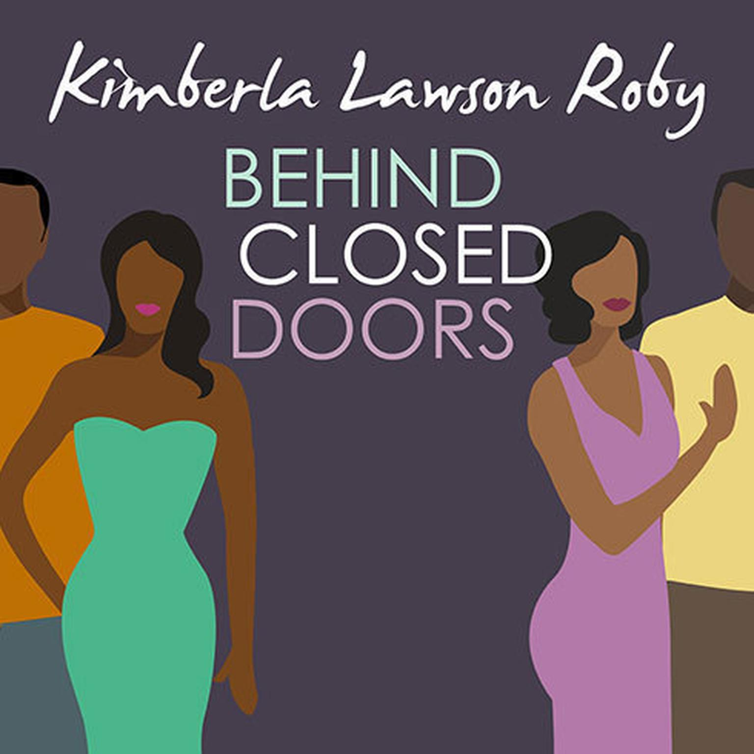 Printable Behind Closed Doors Audiobook Cover Art