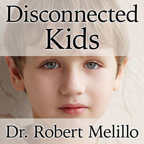 Printable Disconnected Kids: The Groundbreaking Brain Balance Program for Children with Autism, ADHD, Dyslexia, and Other Neurological Disorders Audiobook Cover Art