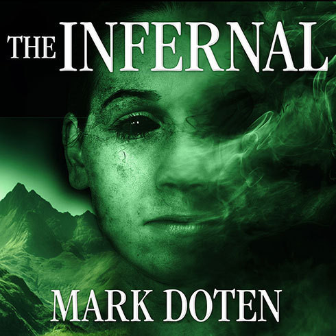 Printable The Infernal: A Novel Audiobook Cover Art