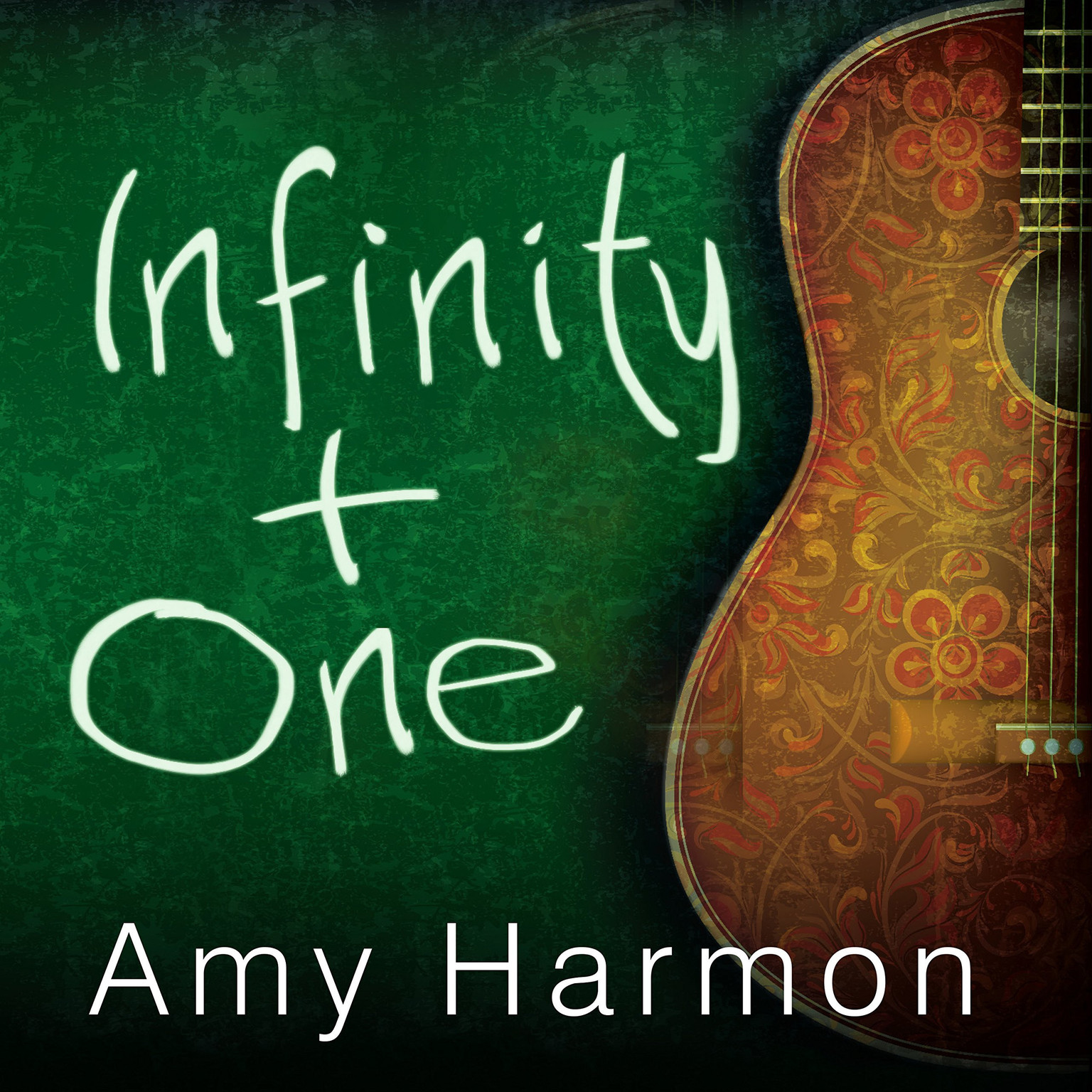 Printable Infinity + One Audiobook Cover Art