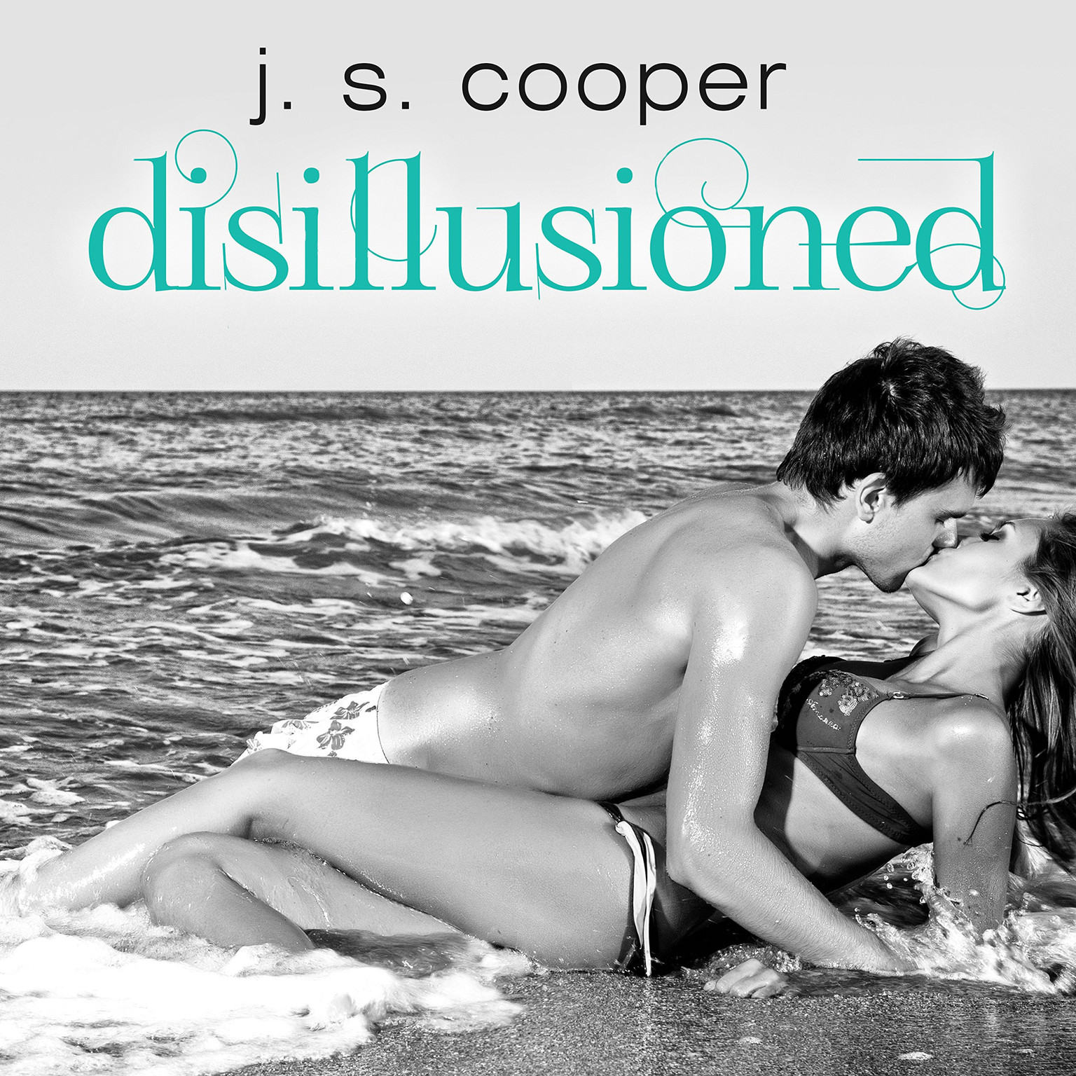 Printable Disillusioned Audiobook Cover Art