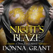 Night's Blaze, by Donna Grant