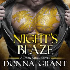 Night's Blaze Audiobook, by Donna Grant