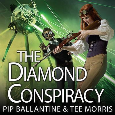 The Diamond Conspiracy Audiobook, by Pip Ballantine