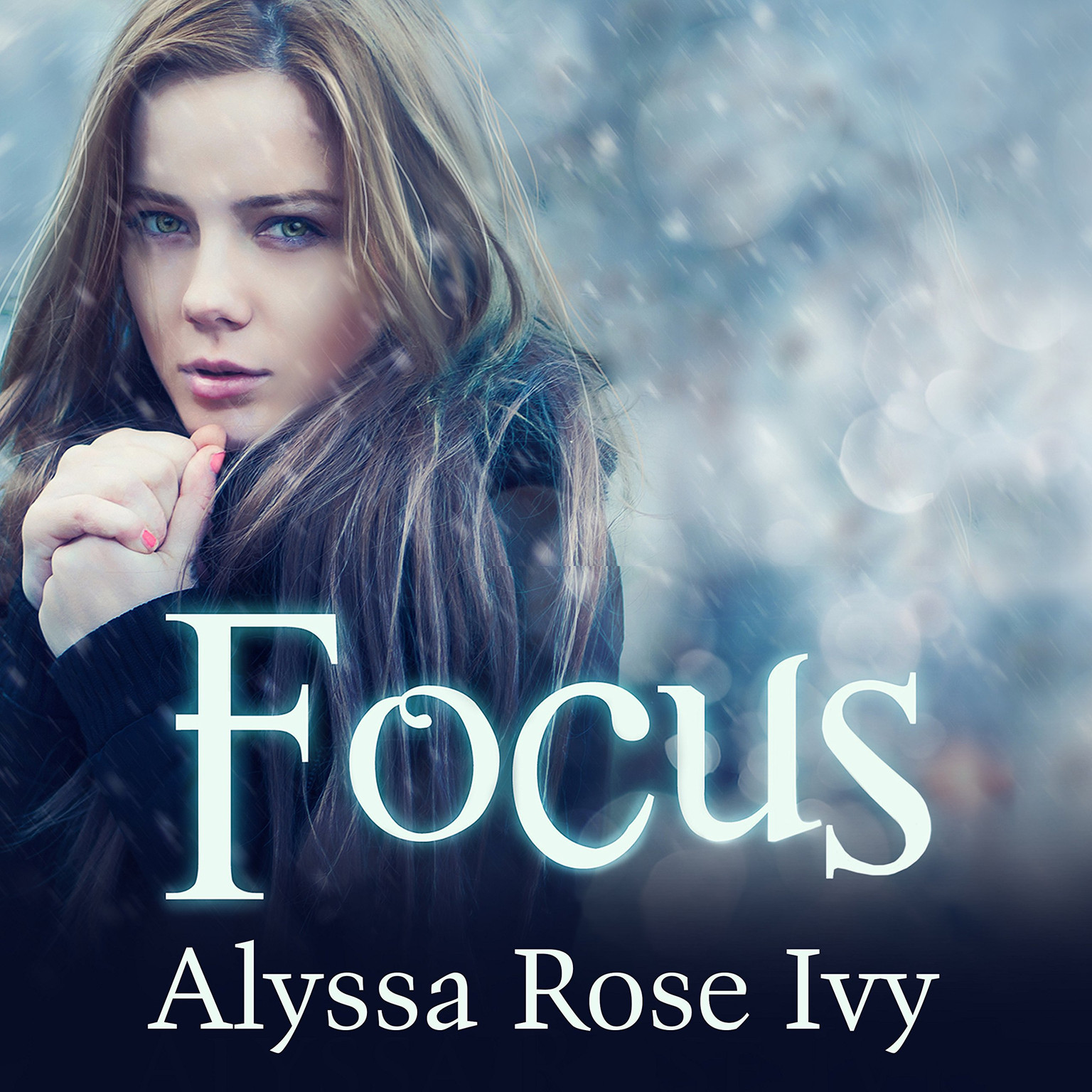 Printable Focus: Book Two of the Crescent Chronicles Audiobook Cover Art