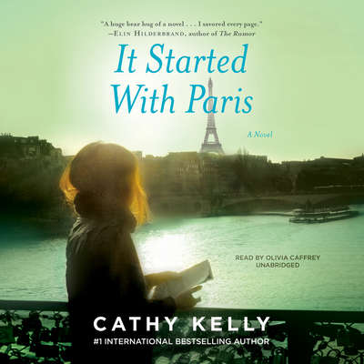 It Started with Paris Audiobook, by Cathy Kelly
