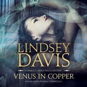 Venus in Copper: A Marcus Didius Falco Mystery, by Lindsey Davis