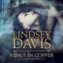 Venus in Copper: A Marcus Didius Falco Mystery Audiobook, by Lindsey Davis