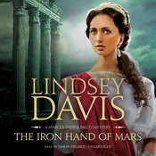 The Iron Hand of Mars Audiobook, by Lindsey Davis