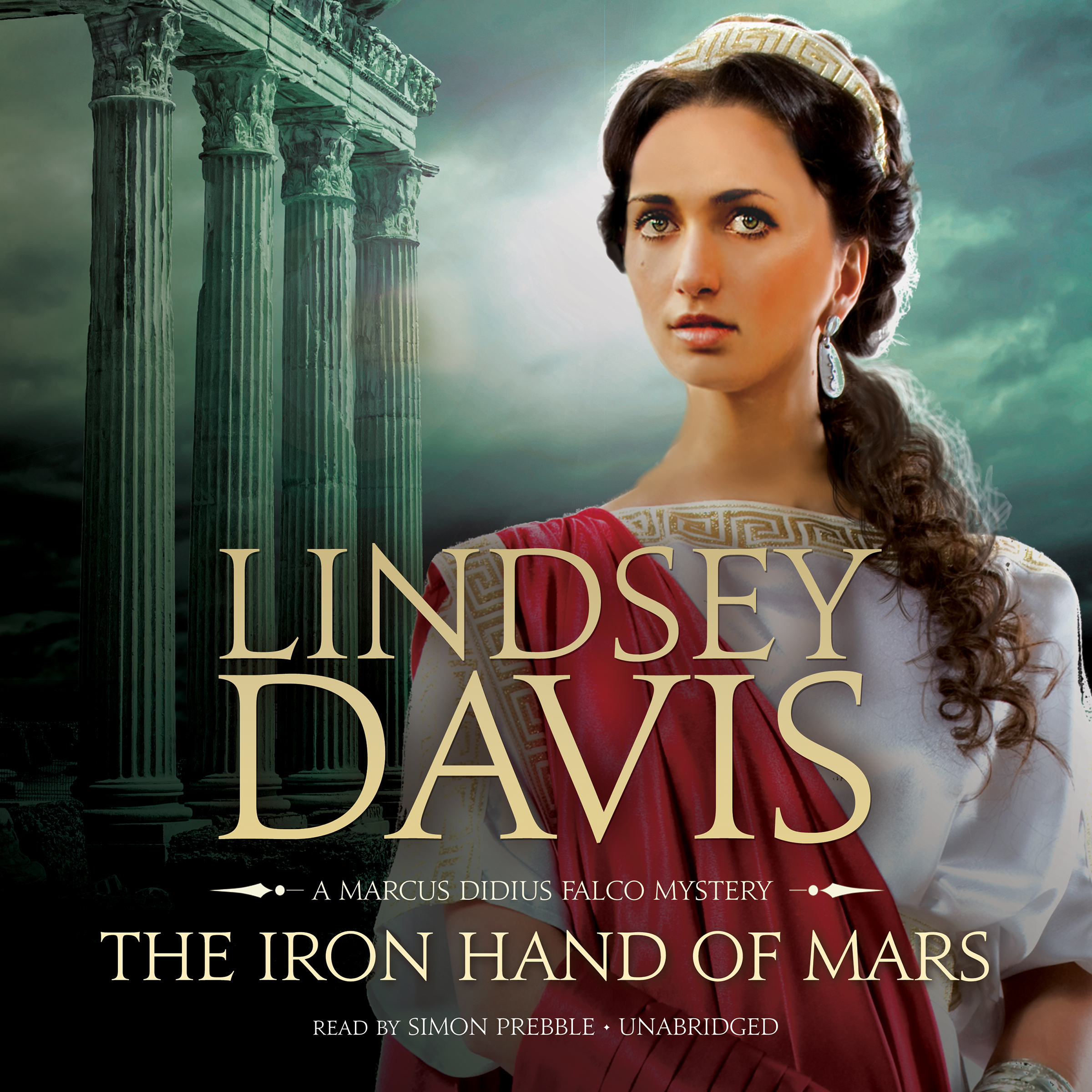 Printable The Iron Hand of Mars Audiobook Cover Art