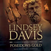 Poseidon's Gold Audiobook, by Lindsey Davis
