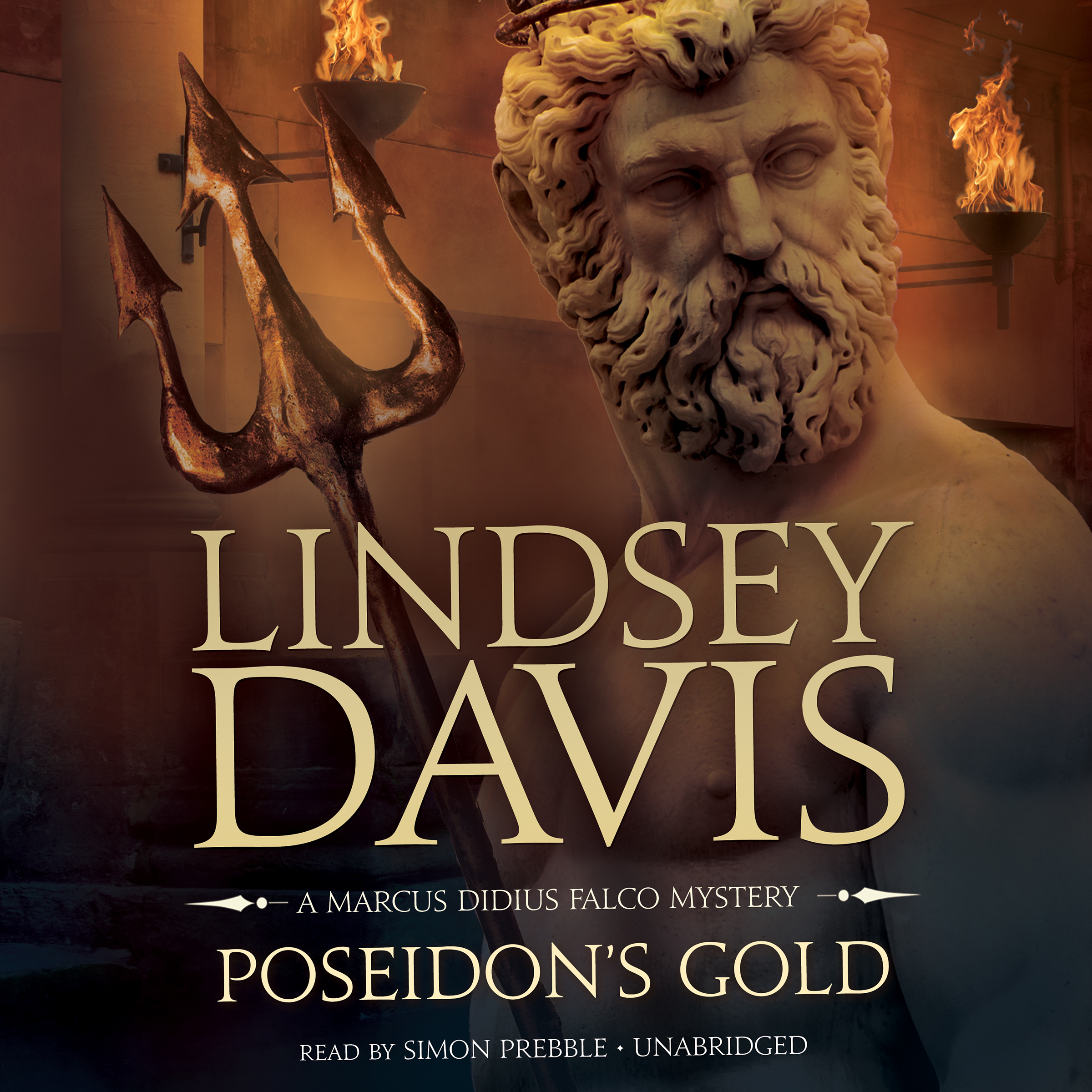 Printable Poseidon's Gold Audiobook Cover Art