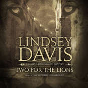 Two for the Lions: A Marcus Didius Falco Mystery Audiobook, by Lindsey Davis