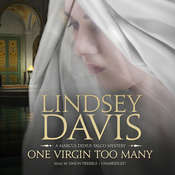 One Virgin Too Many: A Marcus Didius Falco Mystery, by Lindsey Davis