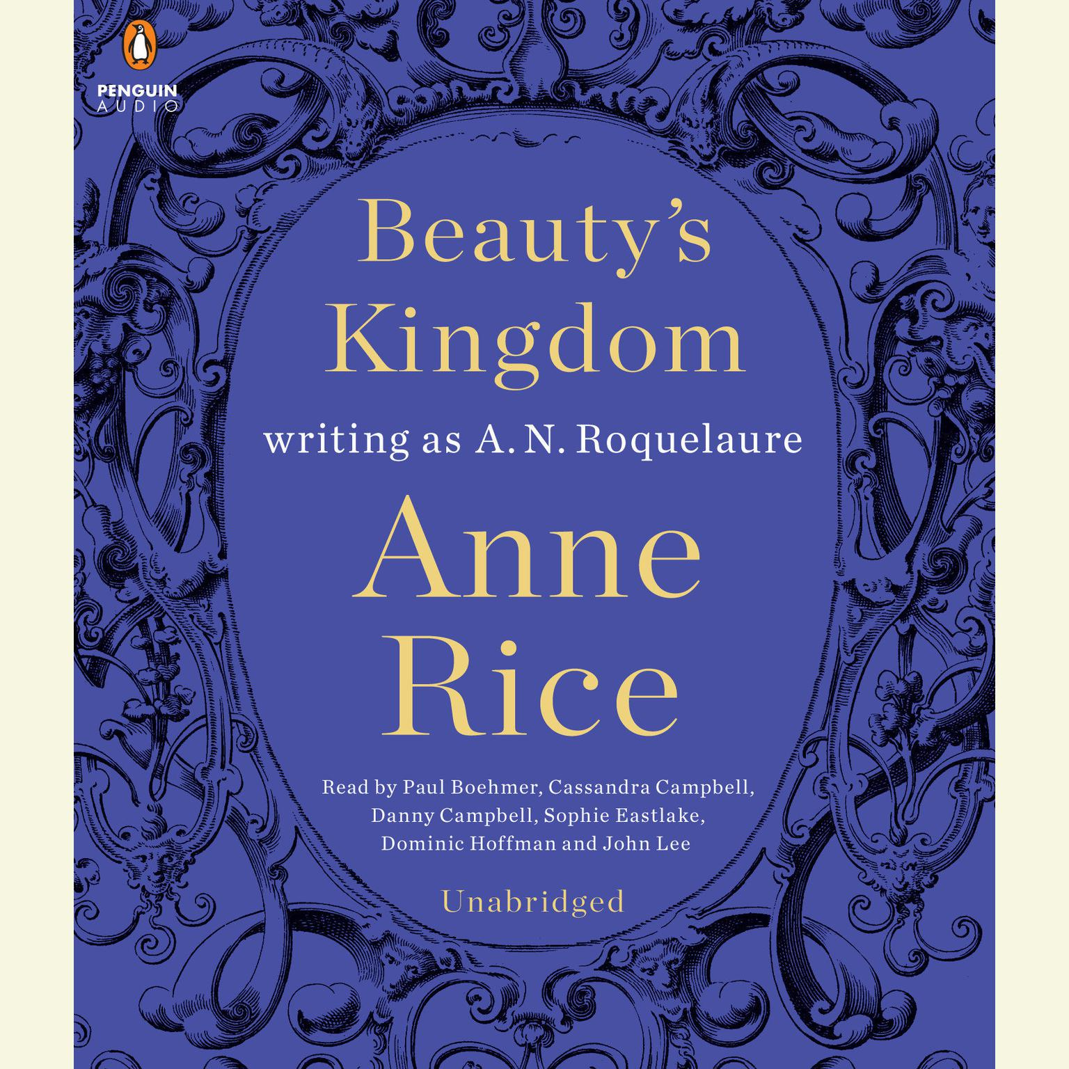 Printable Beauty's Kingdom Audiobook Cover Art