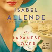 The Japanese Lover Audiobook, by Isabel Allende