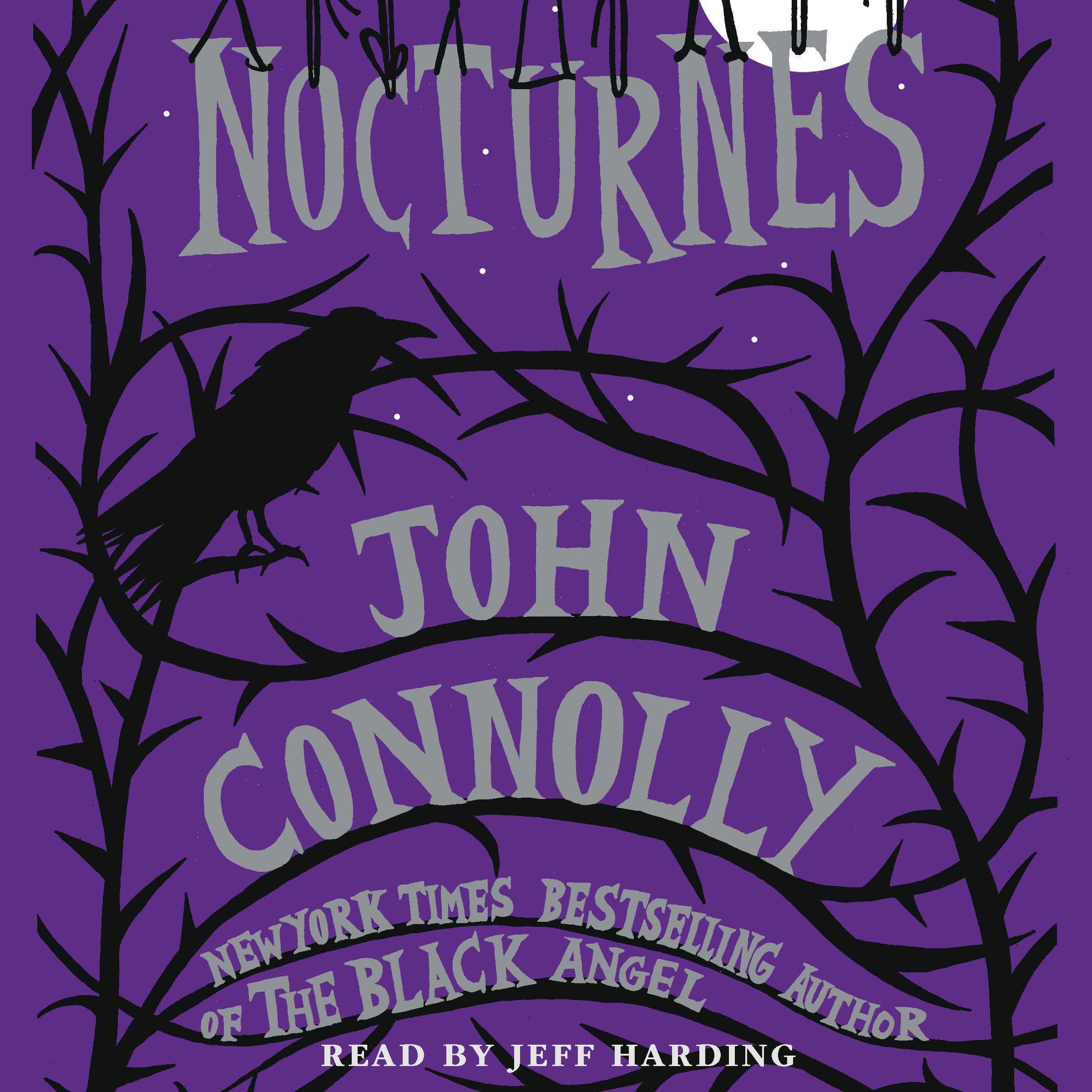 Printable Nocturnes Audiobook Cover Art