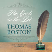 The Crook in the Lot Audiobook, by Thomas Boston