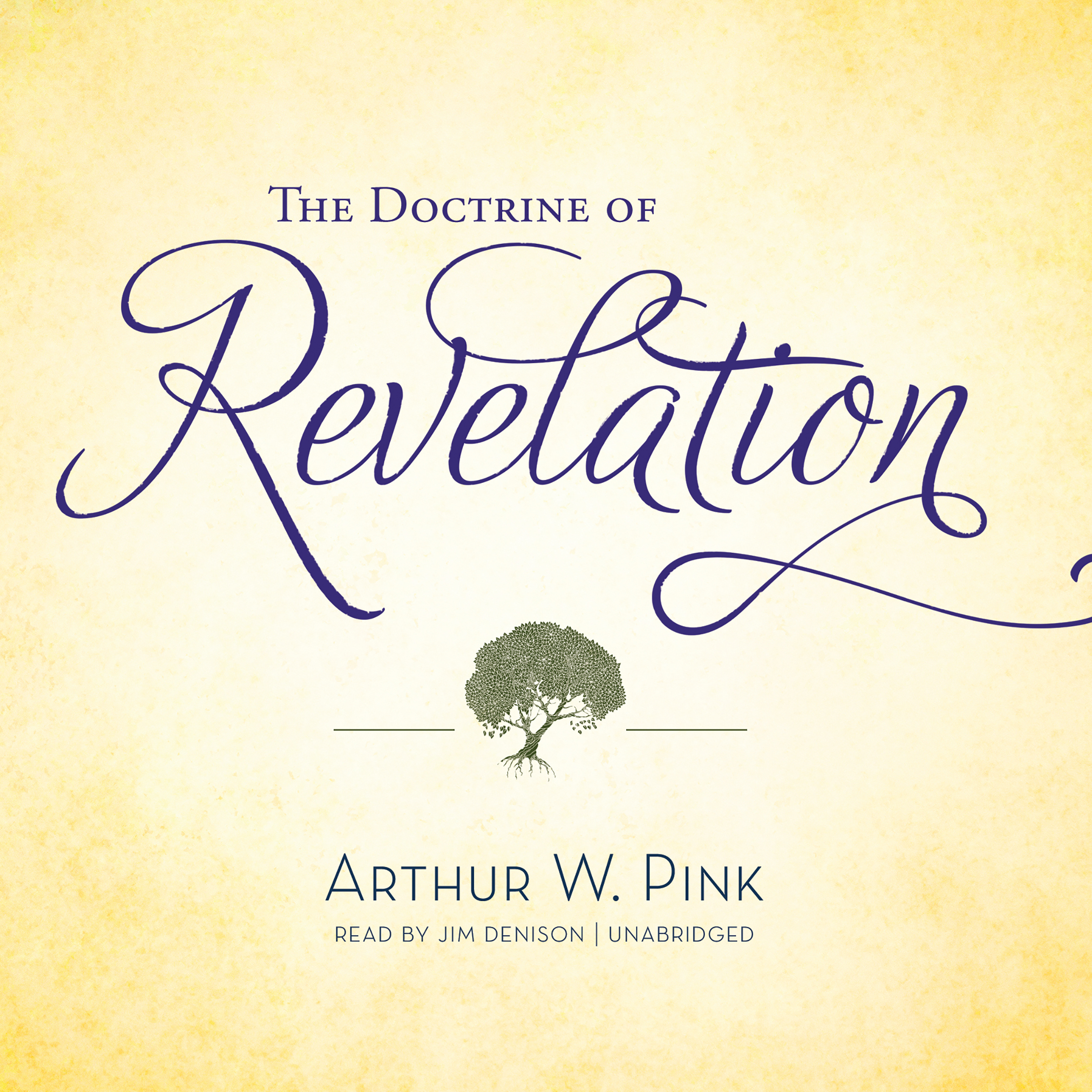Printable The Doctrine of Revelation Audiobook Cover Art