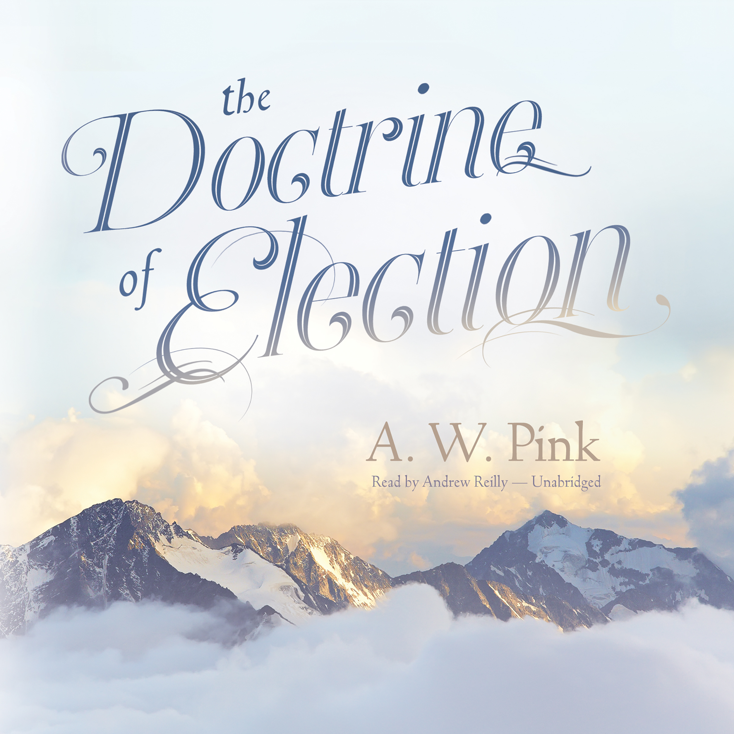 Printable The Doctrine of Election Audiobook Cover Art